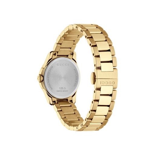 Gucci G-Timeless Quartz Small YA126553