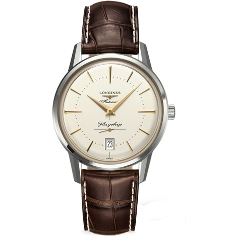 Longines 'Flagship' Heritage Collection L4.795.4.78.2