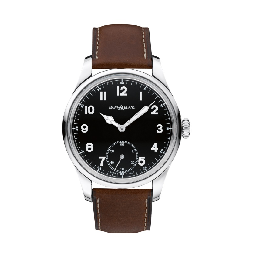 Montblanc Manuel Small Second 1858 - 112638