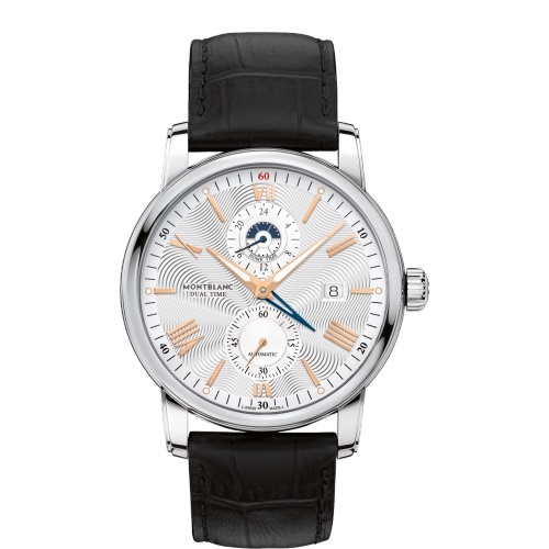 Montblanc 4810 Dual Time 114857