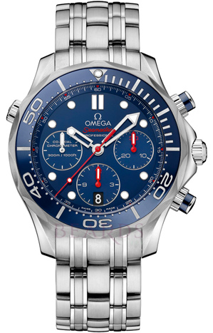 Omega Seamaster Diver 300m Co-Axial Chronograph