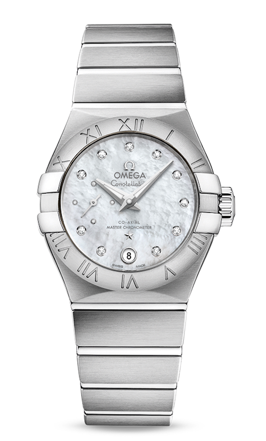 Omega Constellation Small Seconds 127.10.27.20.55.001