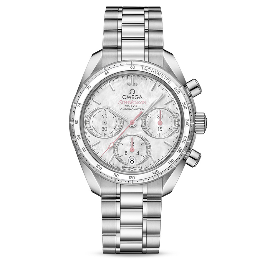Omega Speedmaster Co-Axial Chronograph 324.30.38.50.55.001