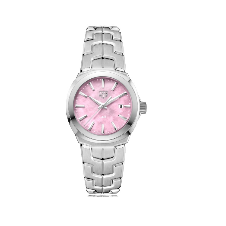 TAG Heuer Pink Link WBC1317.BA0600