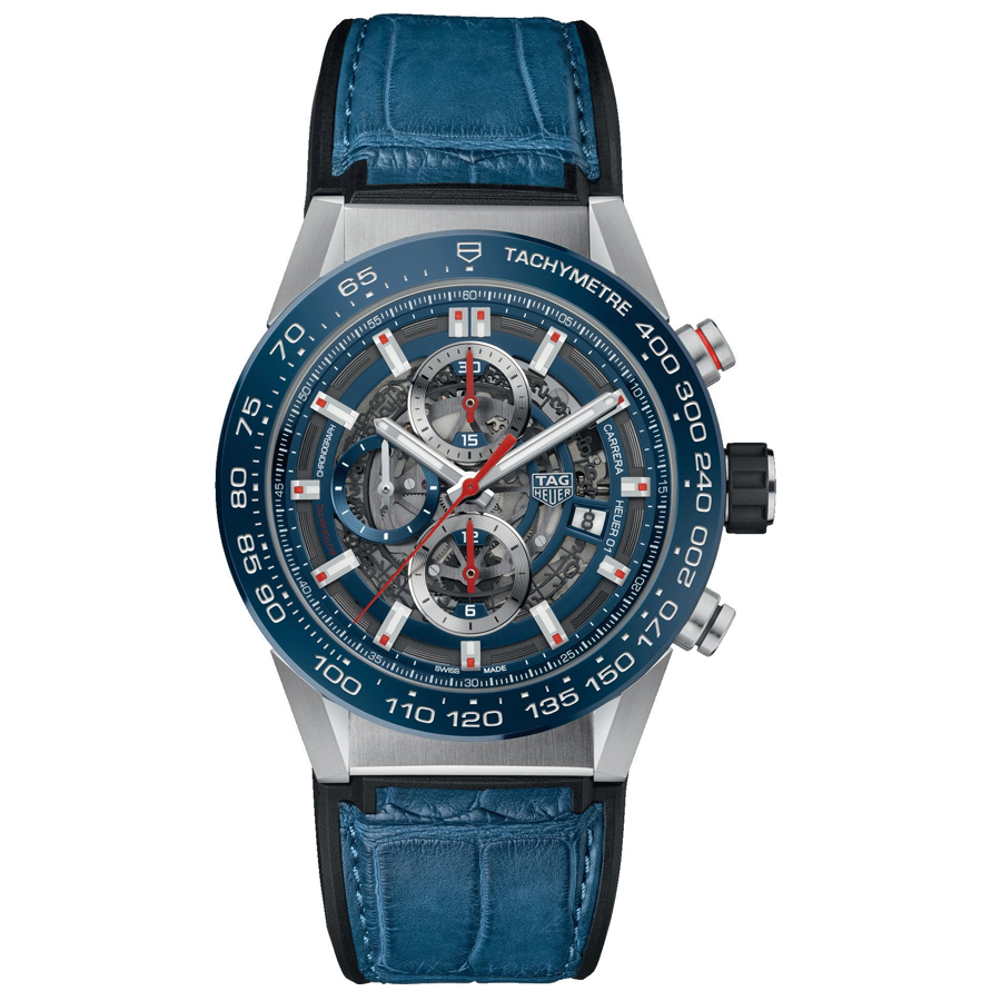 TAG Heuer Automatic Chronograph CAR201T.FC6406